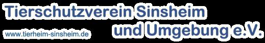 Tierheim Sinsheim e.V.